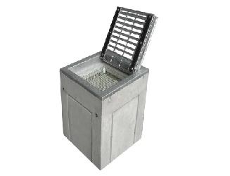 集水桝とは 集水桝の二次製品